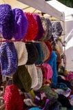 Lavori o indumenti a maglia di manifestazione del mestiere di estate di Portland Oregon immagine stock