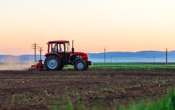 Lavoro agricolo fotografie stock libere da diritti