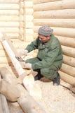 Lavoro del carpentiere fotografie stock