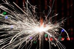 Lavoro del fuoco Fotografie Stock Libere da Diritti