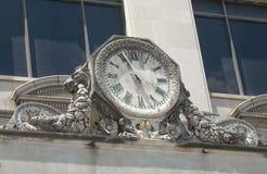 Lavoro dell'orologio Fotografia Stock