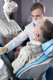 Lavoro dentale immagini stock