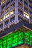 Lavoro di costruzione Immagine Stock