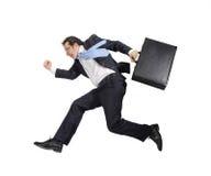 Lavoro di fretta. Fotografia Stock Libera da Diritti
