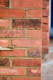 Lavoro di muratura - indicando renda immagini stock libere da diritti