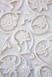 Lavoro di pietra di marmo Immagini Stock