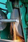 Lavoro di produzione nello strumento Fotografia Stock