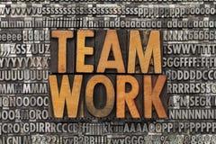 Lavoro di squadra Immagine Stock Libera da Diritti