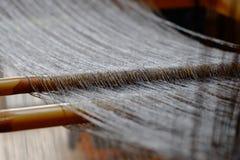 Lavoro di tessitura Immagini Stock Libere da Diritti