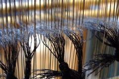 Lavoro di tessitura Immagini Stock
