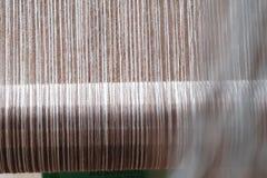Lavoro di tessitura Immagine Stock