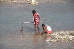Lavoro in India-5 Fotografia Stock