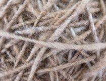 Lavoro a maglia di groviglio Immagini Stock Libere da Diritti