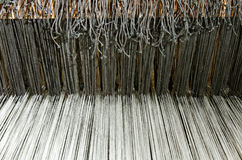 Lavoro manuale tradizionale. Fotografie Stock