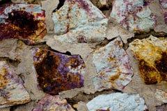 Lavoro in pietra, struttura Fotografia Stock Libera da Diritti