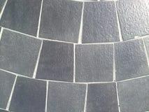 lavoro in pietra sul pavimento Fotografie Stock