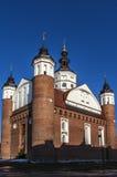 Lavra Αποδεδειγμένο μοναστήρι Annunciation σε Suprasl Πολωνία Στοκ φωτογραφίες με δικαίωμα ελεύθερης χρήσης