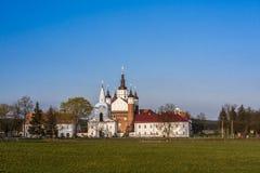 Lavra Αποδεδειγμένο μοναστήρι Annunciation σε Suprasl Πολωνία Στοκ φωτογραφία με δικαίωμα ελεύθερης χρήσης