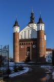 Lavra Αποδεδειγμένο μοναστήρι Annunciation σε Suprasl Πολωνία Στοκ Φωτογραφία