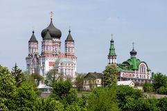 lavra του Κίεβου pechersk στοκ εικόνα