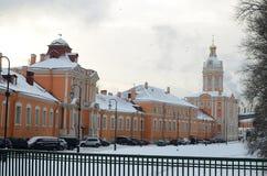 lavra Александра nevsky Стоковое Изображение
