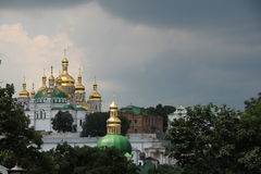 Lavra bells Stock Images