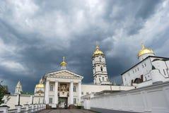 Lavra de Oekraïne van Pochaevskaj Stock Afbeeldingen