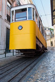 The Lavra funicular, Lisbon Royalty Free Stock Image
