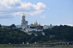 Lavra i Kiev royaltyfri foto