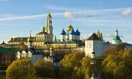lavra monasteru Russia sergey trinity Obraz Stock
