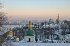 lavra pechersk Fotografia Stock
