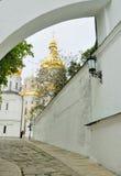 Lavra Pecherska Kyiv Στοκ φωτογραφίες με δικαίωμα ελεύθερης χρήσης