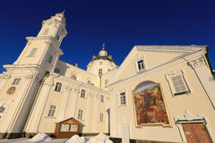 Lavra Pochaev Στοκ εικόνες με δικαίωμα ελεύθερης χρήσης