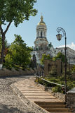Lavra's belfry Royalty Free Stock Image