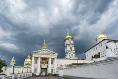 Lavra Ucrania de Pochaevskaj Imagenes de archivo