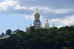 Lavra w Kijów fotografia royalty free