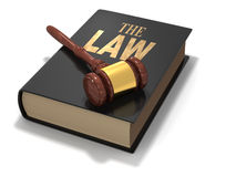 The law Stock Photography