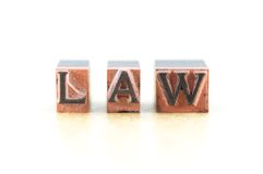 Law Stock Images