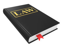 Law book Stock Images