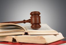 Law Royalty Free Stock Photos