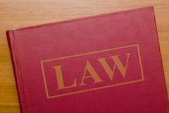 Law book Stock Photos