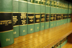 Law Books Stock Images