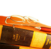 Law cases Royalty Free Stock Photo