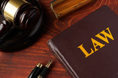 Law concept. Stock Photography