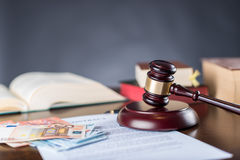 Law concept Stock Images