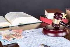 Law concept Stock Photo