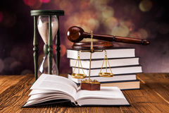 Law concept Royalty Free Stock Image