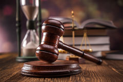 Law concept Royalty Free Stock Images