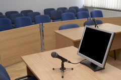 Law court Royalty Free Stock Photo