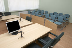 Law court Stock Photography